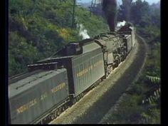 Norfolk & Western - Hauling coal