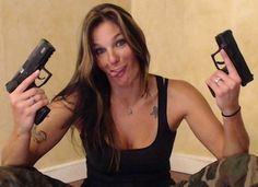 - Disclaiimer: This is less about girls with guns and more of a cerebral thought experiment on forum behavior. Ive decided it's way to long of a read to find that out the hard way - read at your own risk.   A common topic in many gun enthusiast forums is