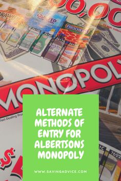 photo about Albertsons Monopoly Game Board Printable called 15 Least difficult Albertsons Monopoly 2019 photographs Match elements