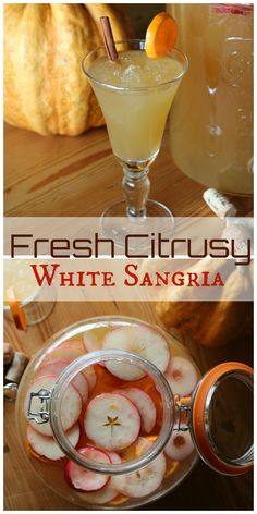 A Fresh Citrusy Whit