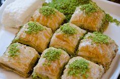 Turkish Baklava - soooo good!