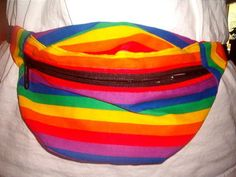 1980's Fanny Pack