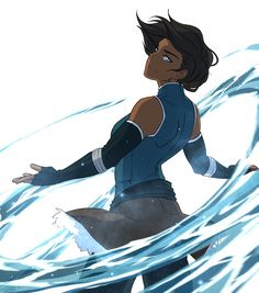 Majestic KorraYou can find Legend of korra and more on our website. Avatar Aang, Avatar Airbender, Avatar Legend Of Aang, Avatar Funny, Team Avatar, Legend Of Korra, Avatar Fan Art, Film Anime, Desenhos Cartoon Network