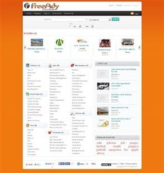 Freeady Classifieds