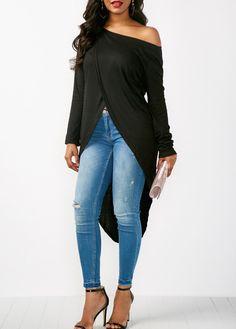 Stylish Tops For Girls, Trendy Tops, Trendy Fashion Tops, Trendy Tops For Women Page 3 Women's Summer Fashion, Trendy Fashion, Autumn Fashion, Plus Size Fashion, Womens Fashion, Mode Outfits, Chic Outfits, Fall Outfits, Fashion Outfits