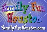 Family Fun Houston is your one stop online resouces for Family Events, Entertainment, Activities and Day to Day Fun