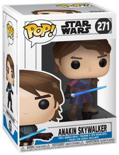 Film Star Wars, Star Wars Clone Wars, Star Wars Art, Funko Pop Dolls, Funko Pop Figures, Vinyl Figures, Jouet Star Wars, Funk Pop, Figurine Pop