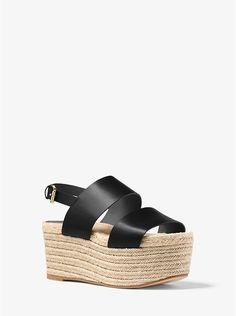 708de5004d0 Main Image - MICHAEL Michael Kors Jodi Platform Sandal (Women ...