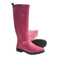 Muck Boot Company Croc Rain Boots - Waterproof (For Women)