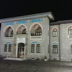 TBMM Eski bina Ankara Fatma Alparslan