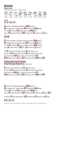 Easy Ukelele Songs, Ukulele Tabs Songs, Ukulele Fingerpicking Songs, Ukulele Songs Beginner, Music Tabs, Guitar Chords For Songs, Music Chords, Lyrics And Chords, Acoustic Music
