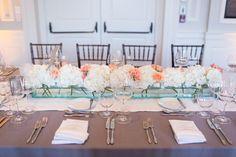 Photography: Emilia Jane Photography - emiliajanephotography.com Event Coordination: Clementine Custom Events - clementinecustomevents.com Floral Design: Revel Decor - reveldecor.com  Read More: http://www.stylemepretty.com/2013/07/11/classic-chicago-history-museum-wedding-from-emilia-jane-photography/  #chicagowedding #chicagoweddingphotos #chicagohistorymuseum #wedding