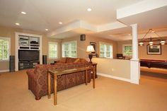 This finished basement has it all! 11  Stony Hollow Rd, Chappaqua (New Castle), NY - Offered by Susan Biggar - http://www.raveis.com/mls/3229882/11stonyhollowrd_chappaqua_ny#