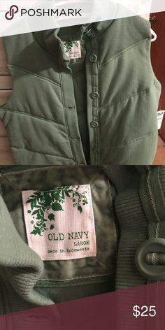 MAKE AN OFFER! Old Navy Vest. New with tags! ON vest Old Navy Jackets & Coats Vests