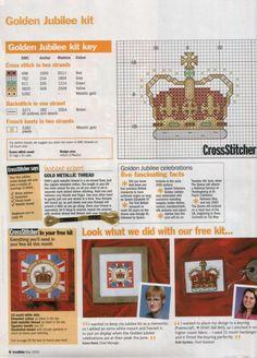 Cross Stitcher 121 май 2002