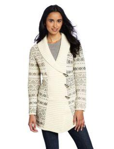#Amazon #Women's $96.00 Off On Woolrich Women's Denton Hill #Sweater Coat. Found on DealsAlbum.com.