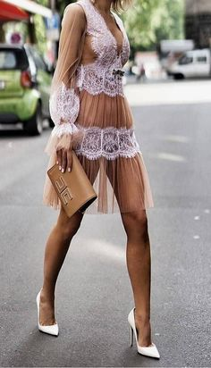 beauuutifuull - Inspirating looks - kleidung Lovely Dresses, Sexy Dresses, Short Dresses, Fashion Dresses, Fashion Mode, Look Fashion, Womens Fashion, Street Fashion, Fashion Tips