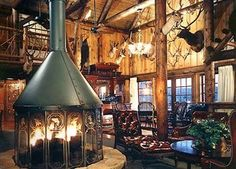 One Room Cottage With Fireplace And Loft Branson