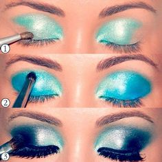 See more make-up ideas on : http://mymakeupideas.com/brown-foundation-yes-or-no/