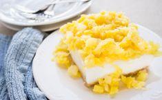 Sonntagkuchen: Pina Colada Schnitten ohne Backen