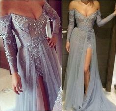 Charming Prom Dress,Off The Shoulder Prom Dress, http://www.lovegown.com/cheap-prom-dresses/charming-prom-dress-off-the-shoulder-prom-dress-a-line-prom-dress-appliques-prom-dress-long-sleeves-prom-dress.html
