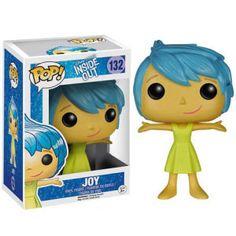 Disney Vice-Versa Joie Figurine Funko Pop!