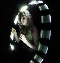 LightSpin | Light Painting Photography