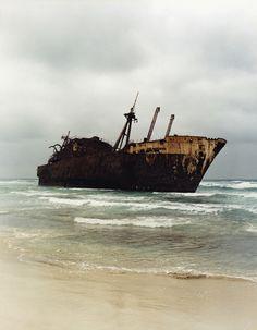 Shipwreck / Cape Verde
