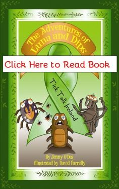 Childrens book about Lyme Disease