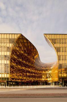 Emporia shopping centre. Malmo, Sweden // #Architecture #building #Arquitectura
