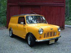 mini van for all the family!