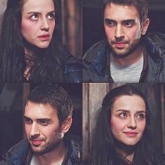 Love Turkish Men, Turkish Beauty, Turkish Actors, Perfect Couple, Face Hair, Silver Hair, Hair Color, Romance, Couples