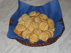 Sitruunaiset haarukkaleivät