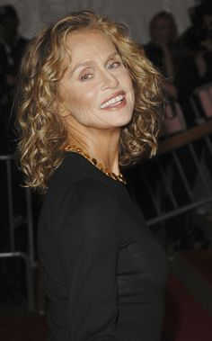 Lauren Hutton - 64 and looking great