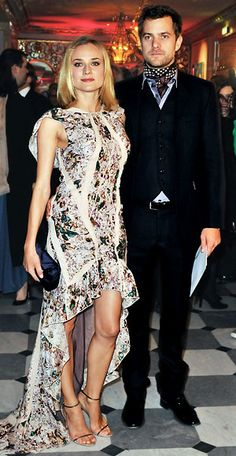 Diane Kruger and Joshua Jackson - Most Stylish Couples - Star Couples - Celebrities