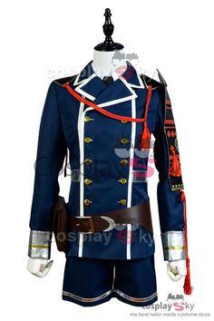 Touken Ranbu Yagen Toushirou Cosplay Costume-8