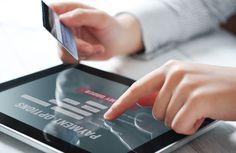 #Mobile Banking