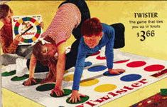 Twister, first came out in 1966