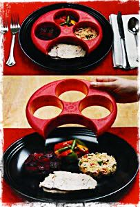 Portion Size Control- great tips and ideas for controlling your portions sizes |diet | sensible  eating |healthy eating | portion control