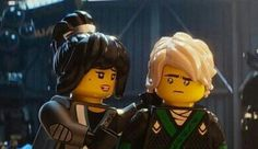 WHY DID THEY CHANGE THEM?! Different voices, looks, I know I'm gonna be disappointed with this movie...