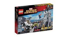 Marvel - 76041 The Hydra Fortress Smash