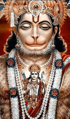 Hanuman Chalisa Yantra:- Keep Blessing of Lord Hanuman Always .