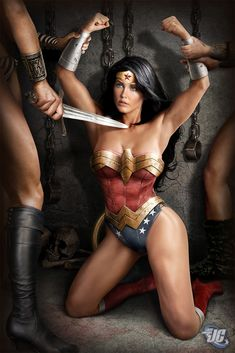 Wonder Woman Commission by Jeffach