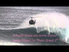 Jaws Point Break 2 - Maui, Peahi, Hawaii helicopter surfing 1-22-2014 - http://live.discoverhawaiinetwork.com/tours/inter-island/jaws-point-break-2-maui-peahi-hawaii-helicopter-surfing-1-22-2014/