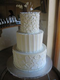expensive wedding cakes | Stunning Wedding Cake ~ Cake Idea | Red Velvet | Wedding | Chocolate