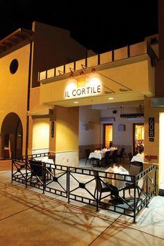 IL Cortile Ristorante - Fine Dining Italian Restaurant in Paso Robles