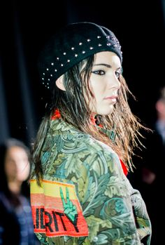 Marc by Marc Jacobs Fall 2015 RTW Backstage – Vogue