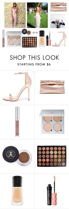 """""""Prom idea #1"""" by allgoodbabybaby on Polyvore featuring Liliana, Marie Turnor, Anastasia Beverly Hills, Morphe, MAC Cosmetics, Benefit and Ardell"""