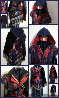 Assassin's Creed Outfit - By Diana Starfall