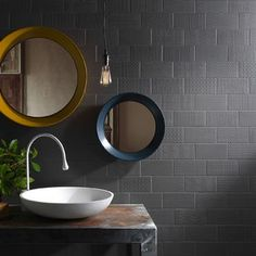 Bring your wall spaces to life and create eye-catching features with our fresh, fun colour ranges. From avocado to aqua and mango to milk, this playful range has a colour, finish or texture to match every imagination and taste. 3d Tiles, Wall Tiles, Wall Colors, Colours, Background Tile, Sweet Home, Color Tile, Kitchen Tiles, Wall Spaces